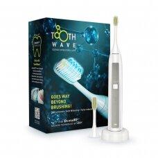 Elektrinis dantų valymo apartas Silk'n ToothWave