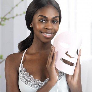 Fototerapinė veido kaukė Silk'n Face LED Mask 5