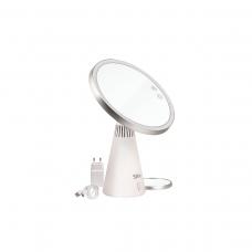 Makiažo veidrodis su garso kolonėlėmis ir LED apšvietimu Silk'n MusicMirror