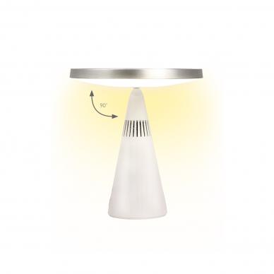 Makiažo veidrodis su garso kolonėlėmis ir LED apšvietimu Silk'n MusicMirror 9