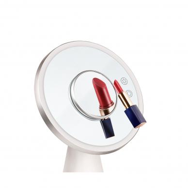 Makiažo veidrodis su garso kolonėlėmis ir LED apšvietimu Silk'n MusicMirror 14