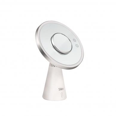 Makiažo veidrodis su garso kolonėlėmis ir LED apšvietimu Silk'n MusicMirror 4