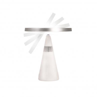 Makiažo veidrodis su garso kolonėlėmis ir LED apšvietimu Silk'n MusicMirror 8